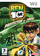 jaquette Wii Ben 10 Protector Of Earth