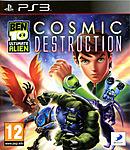 jaquette PlayStation 3 Ben 10 Ultimate Alien Cosmic Destruction