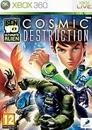 jaquette Xbox 360 Ben 10 Ultimate Alien Cosmic Destruction