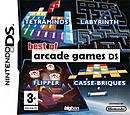 jaquette Nintendo DS Best Of Arcade Games DS