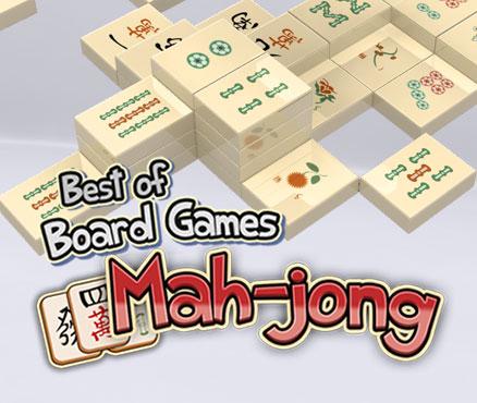 Best of Board Games - Mah-jong