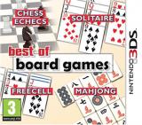 jaquette Nintendo 3DS Best Of Board Games