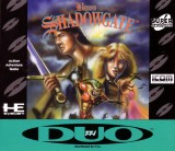 jaquette PC Engine CD ROM Beyond Shadowgate