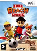 jaquette Wii Big Beach Sports