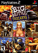 jaquette PlayStation 2 Big Mutha Truckers