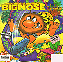 jaquette Amiga Big Nose The Caveman