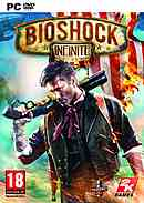 jaquette PC Bioshock Infinite