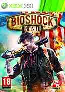jaquette Xbox 360 Bioshock Infinite
