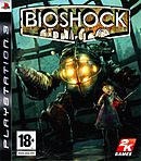 jaquette PlayStation 3 Bioshock