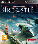 jaquette PlayStation 3 Birds Of Steel