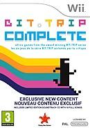 jaquette Wii Bit.Trip Complete