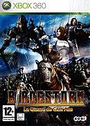 jaquette Xbox 360 Bladestorm La Guerre De Cent Ans