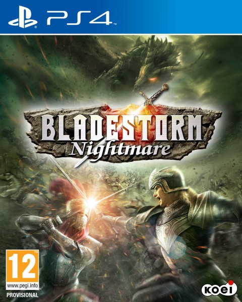 jaquette PlayStation 4 Bladestorm Nightmare