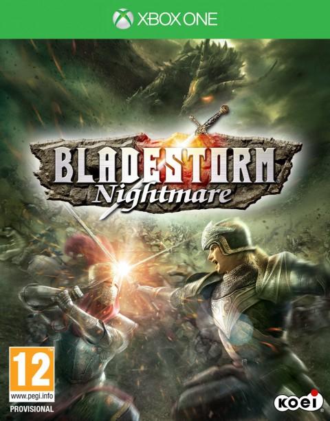jaquette Xbox One Bladestorm Nightmare