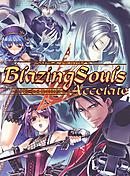 jaquette PS Vita Blazing Souls Accelate