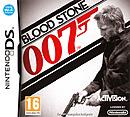 jaquette Nintendo DS Blood Stone 007