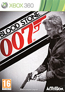jaquette Xbox 360 Blood Stone 007