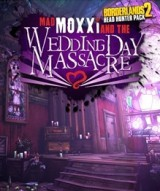 jaquette PC Borderlands 2 Chasseur De Tetes 4 Mad Moxxi And The Wedding Day Massacre