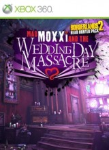 jaquette Xbox 360 Borderlands 2 Chasseur De Tetes 4 Mad Moxxi And The Wedding Day Massacre