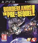 jaquette PlayStation 3 Borderlands The Pre Sequel