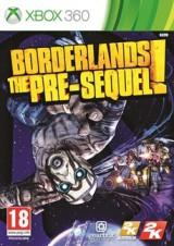 jaquette Xbox 360 Borderlands The Pre Sequel