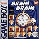 jaquette Gameboy Brain Drain
