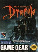 jaquette Game Gear Bram Stoker s Dracula
