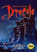 jaquette Megadrive Bram Stoker s Dracula