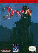 jaquette Nes Bram Stoker s Dracula