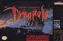 jaquette Super Nintendo Bram Stoker s Dracula