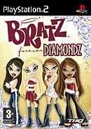 jaquette PlayStation 2 Bratz Forever Diamondz
