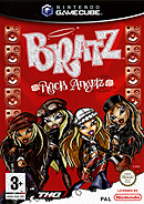 jaquette Gamecube Bratz Rock Angelz