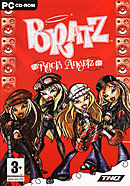 jaquette PC Bratz Rock Angelz