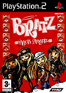 jaquette PlayStation 2 Bratz Rock Angelz