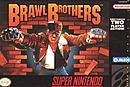 jaquette Super Nintendo Brawl Brothers
