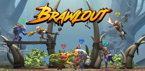 jaquette Xbox One Brawlout
