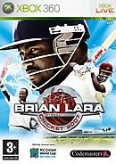 jaquette Xbox 360 Brian Lara International Cricket 2007