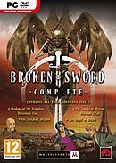 jaquette PC Broken Sword Complete