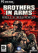 jaquette PC Brothers In Arms Hell s Highway