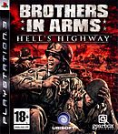jaquette PlayStation 3 Brothers In Arms Hell s Highway