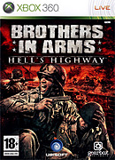 jaquette Xbox 360 Brothers In Arms Hell s Highway