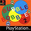 jaquette PlayStation 1 Bubble Bobble 2