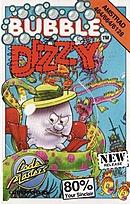jaquette Amstrad CPC Bubble Dizzy