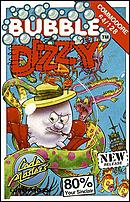 jaquette Commodore 64 Bubble Dizzy