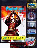jaquette Amstrad CPC Budokan The Martial Spirit