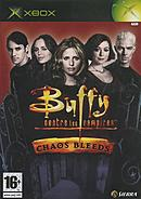 jaquette Xbox Buffy Contre Les Vampires Chaos Bleeds