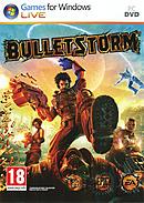 jaquette PC Bulletstorm