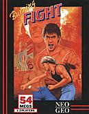 jaquette Neo Geo Burning Fight