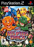 jaquette PlayStation 2 Buzz Junior Les P tits Dinos