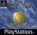 jaquette PlayStation 1 Caesars Palace 2000